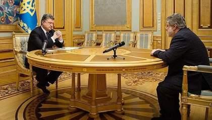 Проти Порошенка відкрили 4 справи за позовом Коломойського, – адвокати