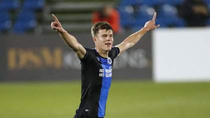 Суд поставив під загрозу чемпіонство гравця збірної України у Бельгії