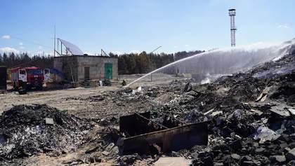 Масштабные лесные пожары в Луганской области: какую помощь получат пострадавшие и семьи погибших