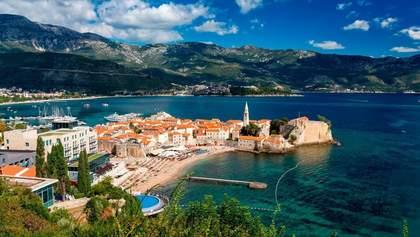 Чорногорія змінила правила для в'їзду українців