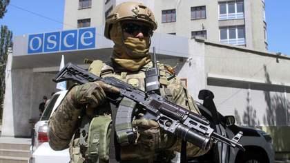 Чому Резніков заговорив про миротворців ОБСЄ, а не ООН