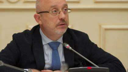 Донбасс Россию не интересует и не был ее целью, – Резников
