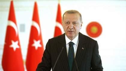 Думка інших країн не може вплинути, – Ердоган про статус мечеті для собору Святої Софії
