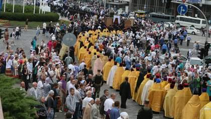 Будут ли проводить шествие в годовщину Крещения Киевской Руси: ответ Ткаченко