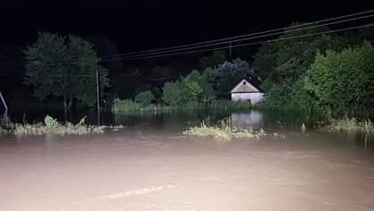 Затопления, сваленные деревья, города и села без света: ночью разгулялась непогода на Ровненщине