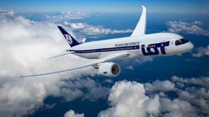Авіакомпанія LOT запустила напрям Варшава – Львів: хто може ним скористатися