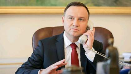 Росія хоче посіяти розбрат між Польщею та Україною, – Чапутович про розмову Дуди з пранкером