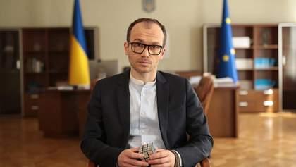 Об отношении к Авакову и активности в соцсетях: эксклюзивное интервью министра Малюськи