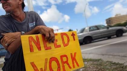 Безработица в США падает: выходит ли страна из кризиса