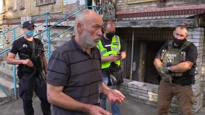 Освобождение похищенного предпринимателя в Киеве: появилось видео спецоперации КОРД