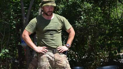 У нього була особлива любов до України, – друг загиблого на Донбасі медика Іліна