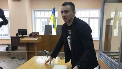 Напад на Стерненка:  чому суд не призначив арешт одному з нападників Ісайкулу