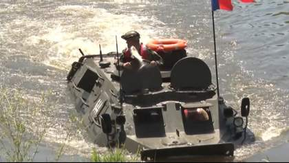 """""""Зловив ляща"""": величезна рибина напала на главу Міноборони Молдови – епічне відео"""