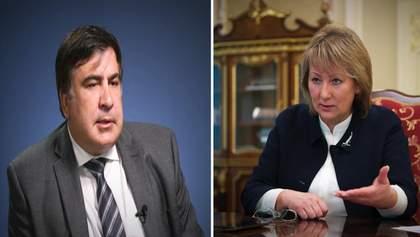 Есть лозунги, а диалога нет, – глава Верховного суда о реформаторских идеях Саакашвили