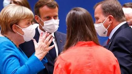 Саммит ЕС продлили, однако он может завершиться ничем
