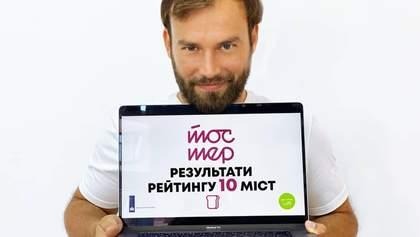 Доступність українських міст: хто на вершині?