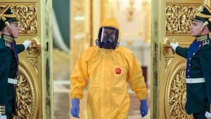 Як Путін використовує коронавірус у спробі завоювати світову першість