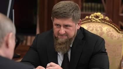 Кадиров vs Зеленський: як в Офісі Президента відреагували на скандальну заяву глави Чечні