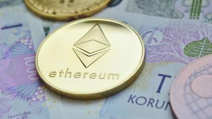 Обсяг транзакцій з використанням Ethereum досягнув нового рекорду: останні дані