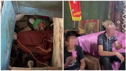 Полиция спасла двух подростков, которых похитили и пытали больше суток в Кривом Роге: видео