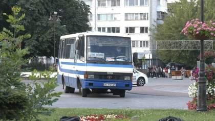 Захват заложников в Луцке: что происходит на месте – видео онлайн