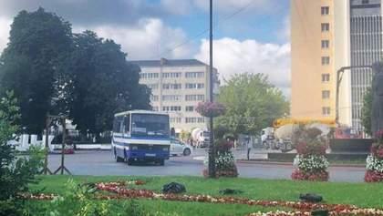 Пострадавших в Луцке нет, информация о раненом – фейк