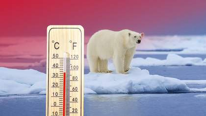 Фотодоказ: зміна клімату – то не жарти