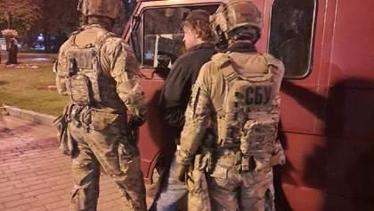 Тероризм, використання зброї, замах на поліцейського: Кривошу повідомили про підозру