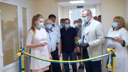"""""""Укрлендфармінг"""" Бахматюка виділив пів мільйона гривень на допомогу Овруцькій міській лікарні"""