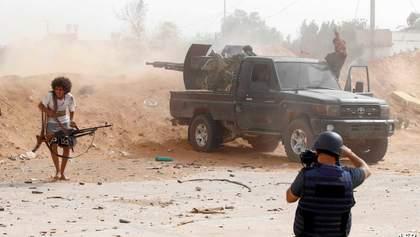 Війна у Лівії: апетити Росії та нафтове прокляття