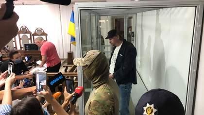 Луцькому терористу обирають запобіжний захід: що сказав Кривош у суді – відео