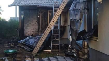Підпал будинку Шабуніна: реакція посольства США