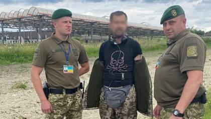 Возле Польши задержали лже-пограничника: кто им оказался