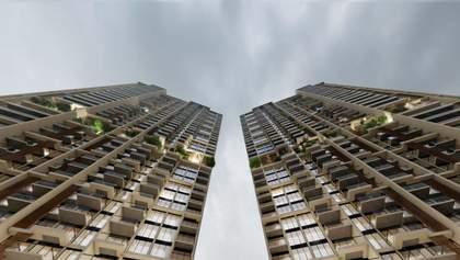 В Сінгапурі побудують два найвищі житлові будинки у світі – фото проєкту