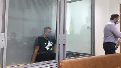 Суд обрав запобіжний захід спільнику луцького терориста Максима Кривоша
