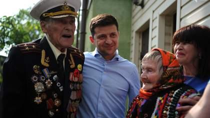 Зеленский назначил пожизненные стипендии ветеранам и правозащитникам