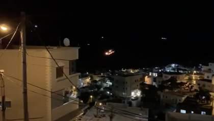 Ізраїль та Сирія обмінялися збройними атаками навколо спірних Голанських висот