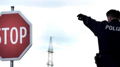 """Австрия внесла Украину в """"красный список"""", пересечь страну можно только транзитом: детали"""