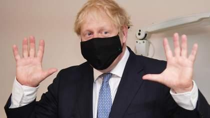 Джонсон визнав, що уряд Британії недооцінив небезпеку коронавірусу