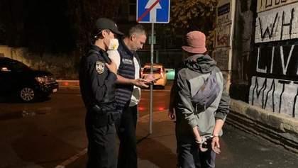 Кличко задержал художников граффити: парни прошли войну и Майдан – детали происшествия, видео