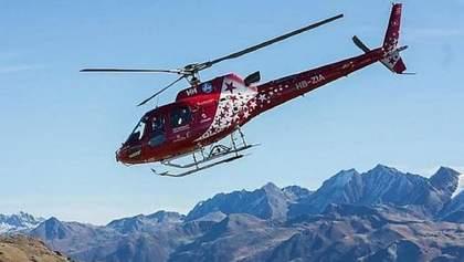 В швейцарских Альпах разбился самолет: есть жертвы