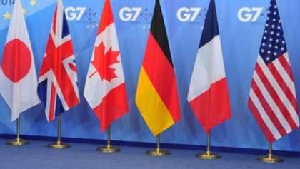 Не видим шансов возвращения РФ в G7 без решения проблем Крыма и Донбасса, – МИД Германии
