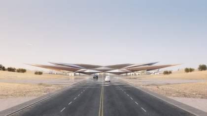 Экологи призывают архитекторов не проектировать роскошный аэропорт в Саудовской Аравии: причина