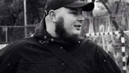 На Одещині обстріляли автомобіль відомого активіста Дем'яна Ганула: відео
