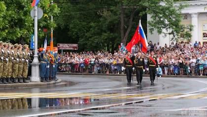Україна звернулась до генсека ООН через парад Росії в Криму
