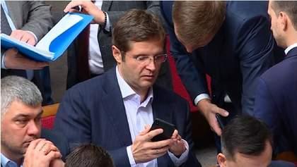 """""""Слуга народа"""" Холодов добивается передела табачного рынка в своих интересах, – СМИ"""