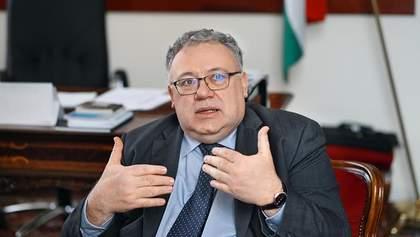 Венгрия одобряет создание нового закона о нацменьшинствах в Украине, но есть замечания