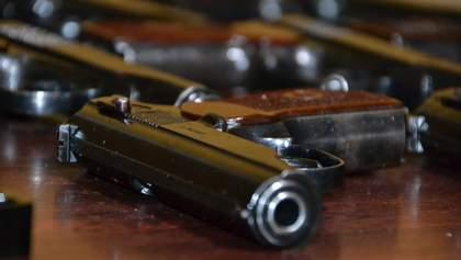 МВС збирається посилити в Україні контроль за обігом зброї