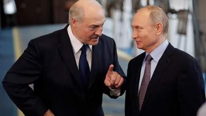 Колючая клетка Путина: как Россия хочет приручить Лукашенко