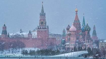 В Москве в конце июля выпал снег: видео